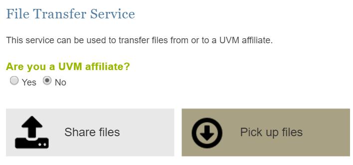 FileTransferNonAffiliateOptions