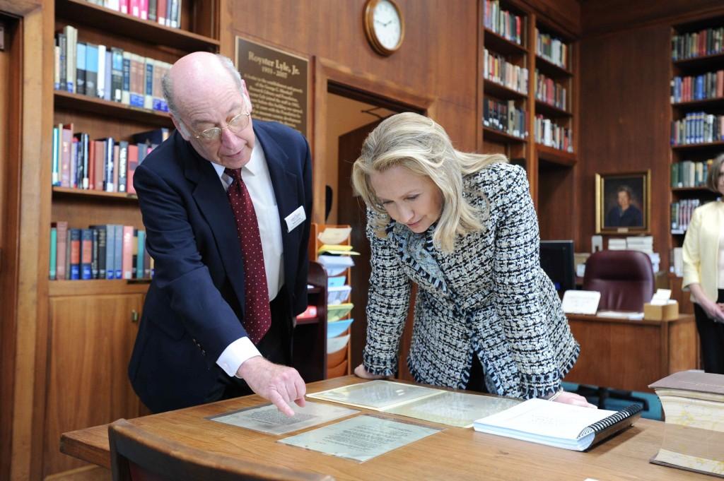 Hillary and Mark 2