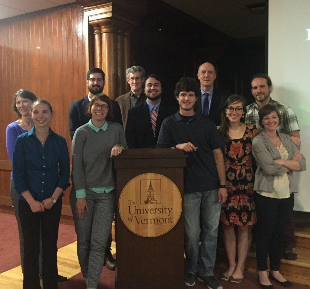 Historic Preservation Internship Presentations