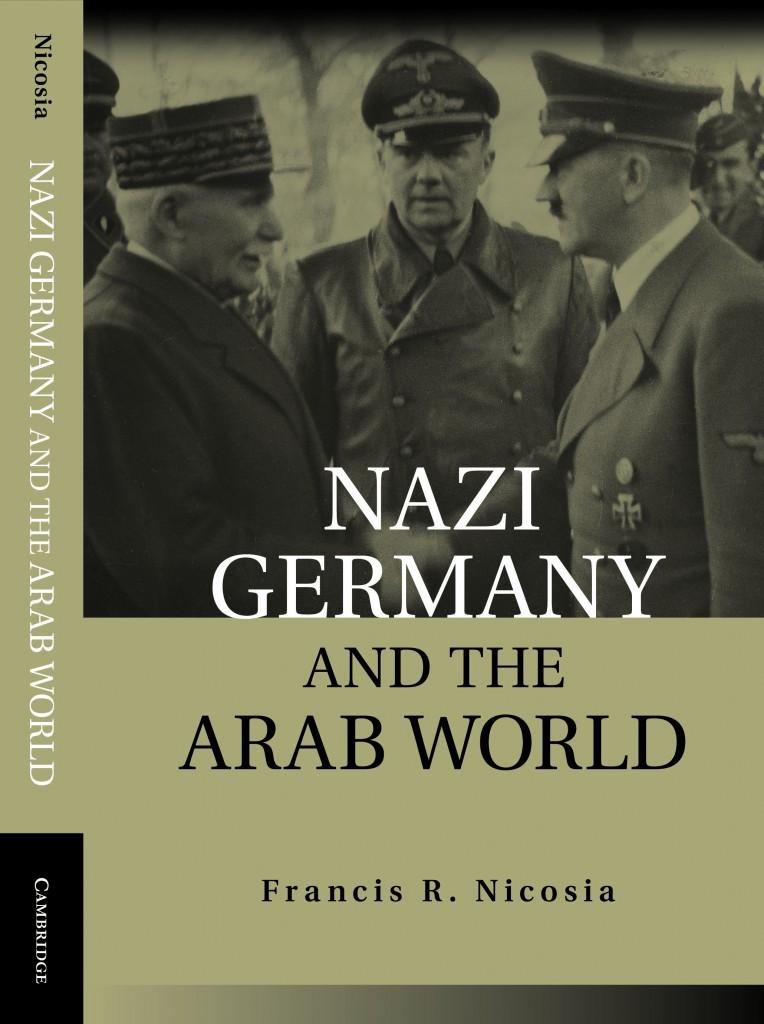 Professor Frank Nicosia Publishes New Book and Receives Major Award.