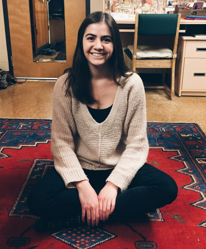 Meet our Media and Communications Intern, Ana!