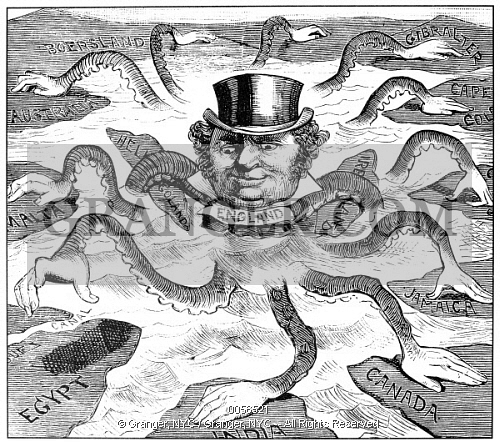0056521-IMPERIALISM-CARTOON-1882-The-Devilfish-in-Egyptian-Waters-An-American-cartoon-from-1882-depicting-John-Bull-England-as-the-octopus-of-imperialism-grabbing-land-on-every-continent