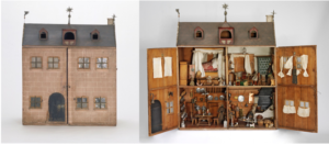 Tin Doll House from the Victoria and Albert Museum in London.