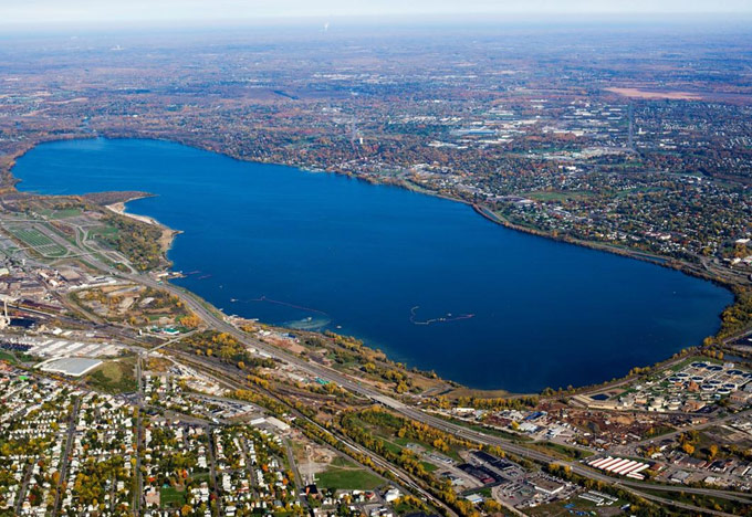Syracuse, NY: Natural Capital