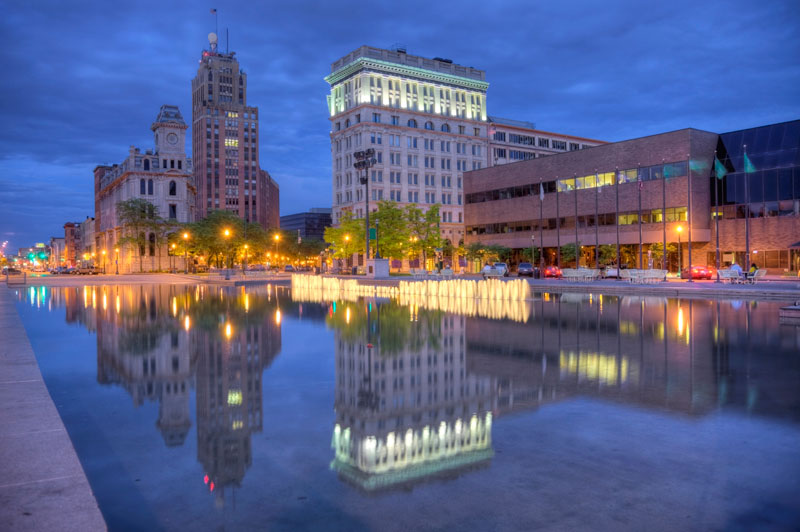 Syracuse, NY: Human Capital