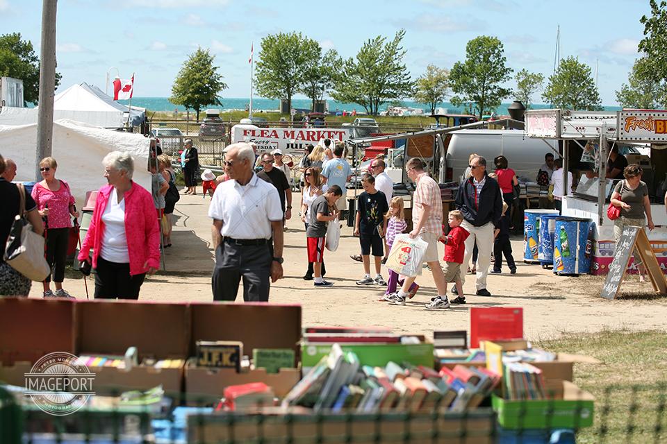 Cultural Capital Port Elgin Ontario