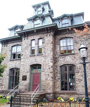 Lambertville--Political Capital