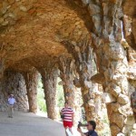 Parc Guell Arches