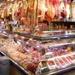 Meat vendor