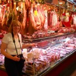 Kathy + ham