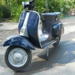 another cool vespa we didn't get to ride