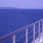 Entering the Dardanelles