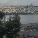 Morning over the Golden Horn