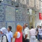 Abu Ayyub al-Ansari tomb