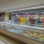 Large modern grocery
