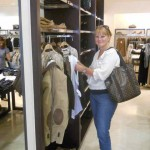 Checking out Zara with marketing prof Olson