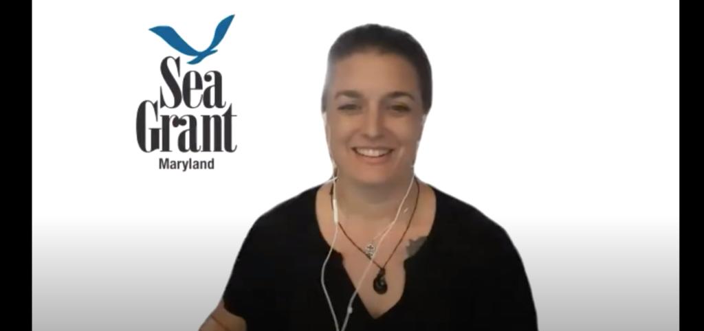Lisa Tossey presenting Science Storytelling in the Digital Age