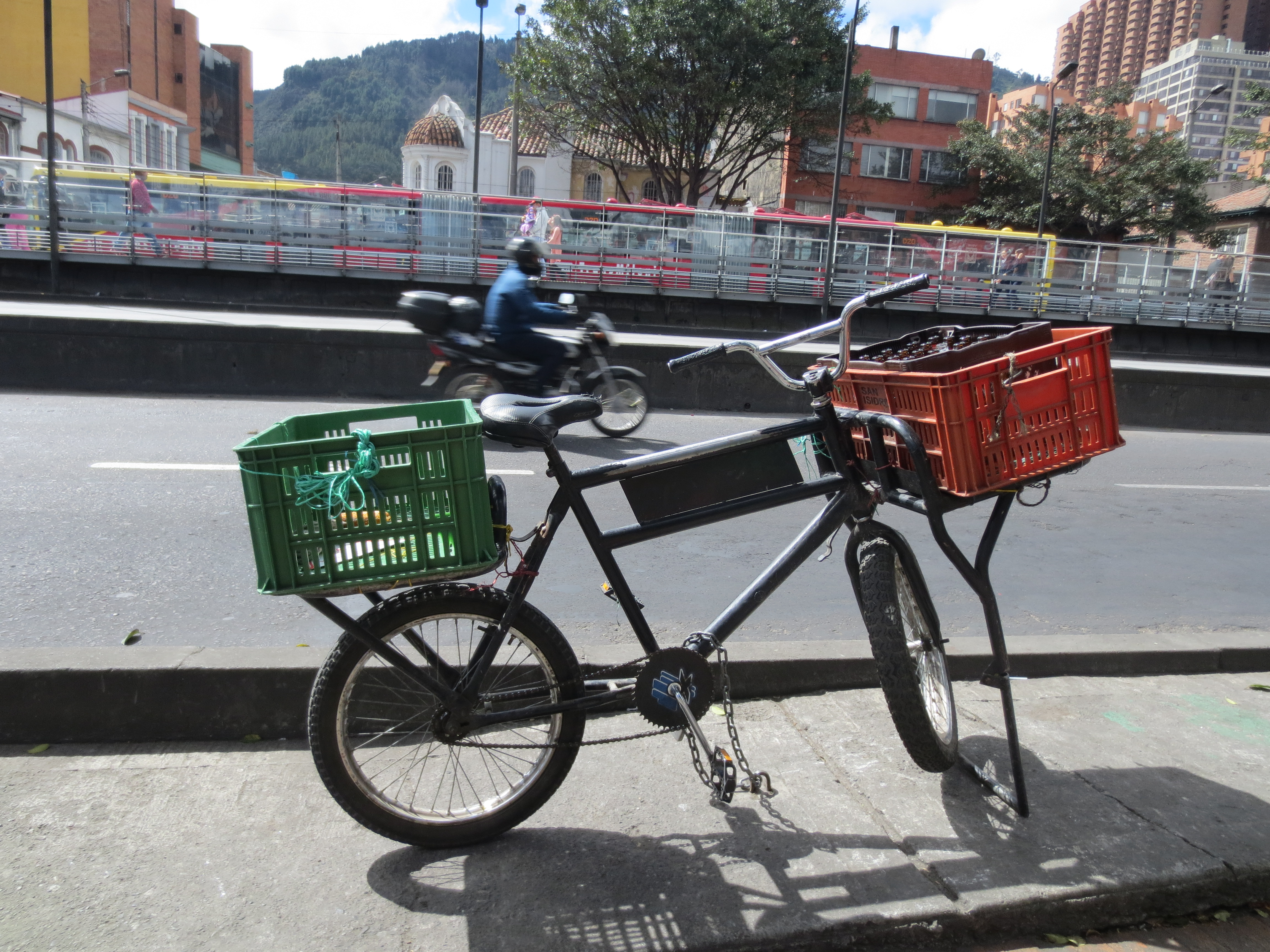 Anatomy of a reliable, everyday bicycle (in Bogotá) | Bogotá Bicycle ...