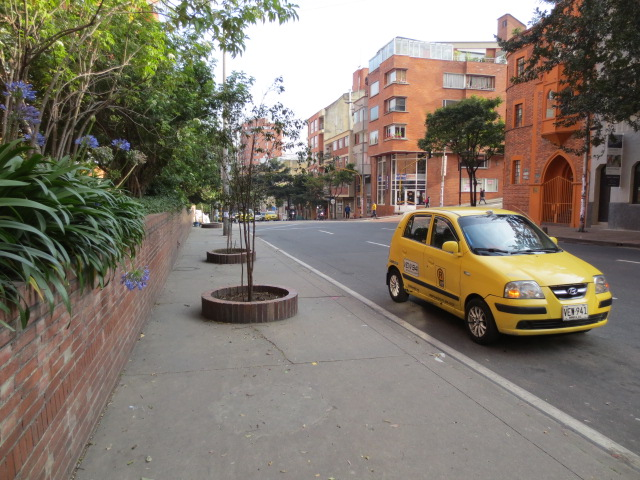 It's No Car Day in Bogotá