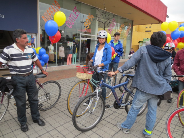 Anatomy of a reliable, everyday bicycle (in Bogotá)