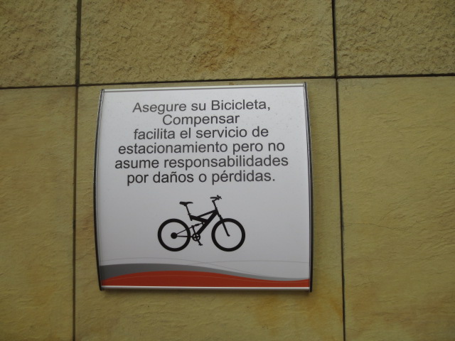 Some things I've learned as an urban cyclist in the centro of Bogotá