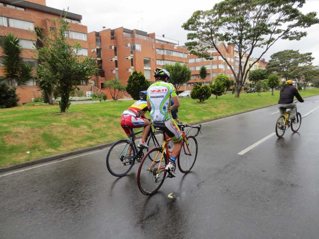 Nairo Quintana and Urban Cyclist Imaginaries