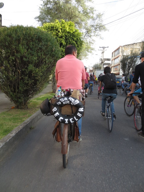 Bici-Activismo and The Power of Bicycle Colectivos