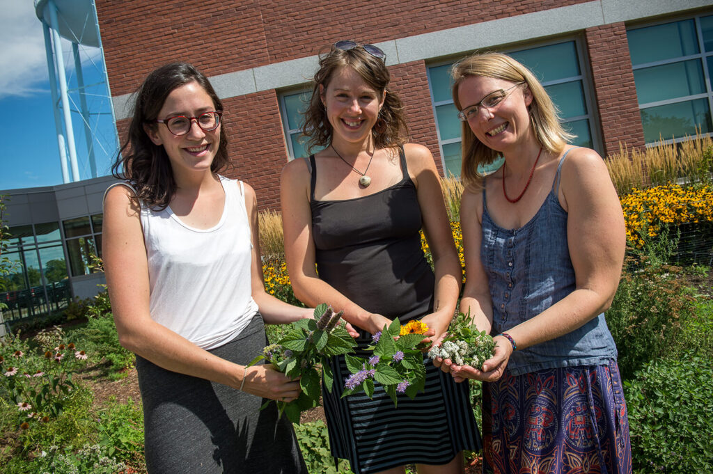 Students in the Integrative Health program at UVM