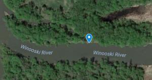 Winooski River Map