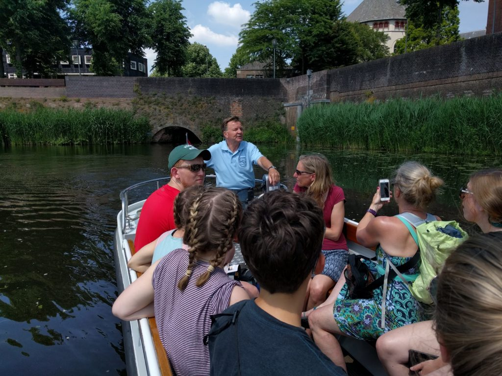 Den Bosch's historic canals
