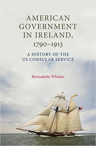 B. Whelan's American Government in Ireland