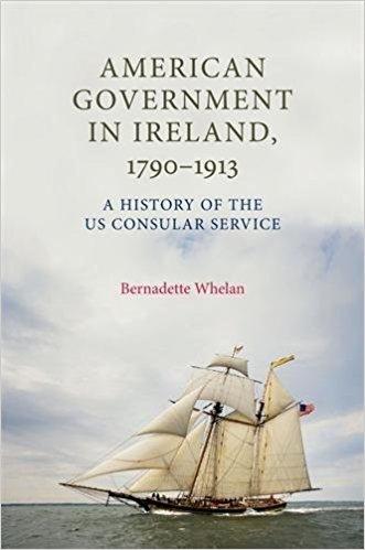 B. Whelan's American Government in Ireland