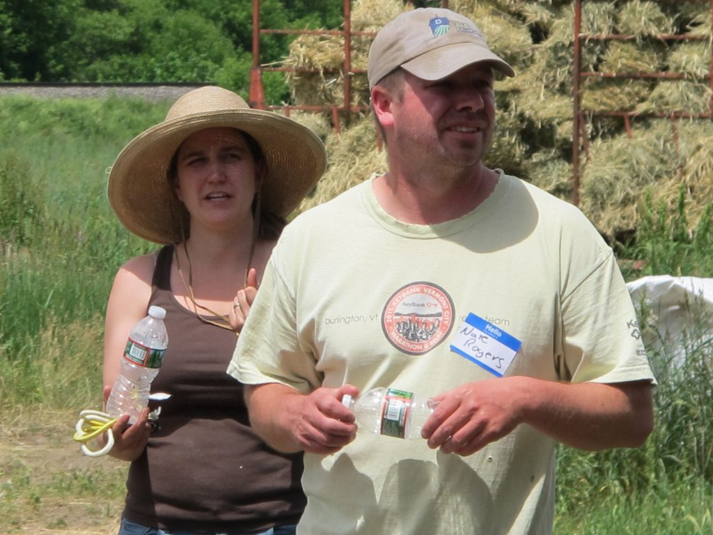 Getting Started in Grains: Recap of Field Day at Rogers Farmstead