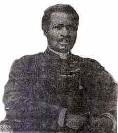 Rev. J.J. Ransome-Kuti