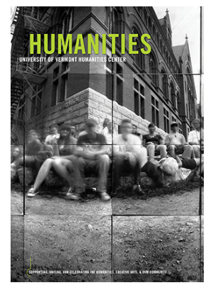 Faculty featured in UVM Humanities Publication