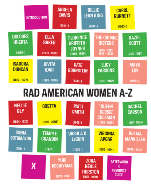 The Reading List: Schatz and Stahl's Rad Women