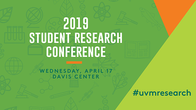 UVM Student Research Conference 2019