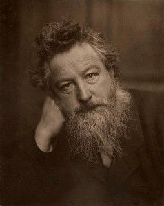 Google Books edition of J. W. Mackail The Life of William Morris in two volumes, London, New York and Bombay: Longmans, Green and Co., 1899