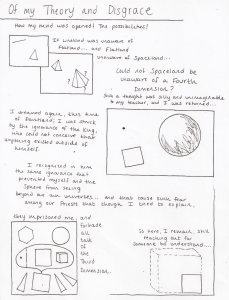 Flatland Summary 3