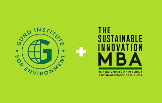 Gund Institute + Sustainable Innovation MBA