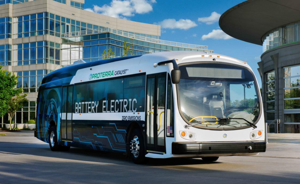 From the Web: BMW gears up for electric buses with Proterra investment