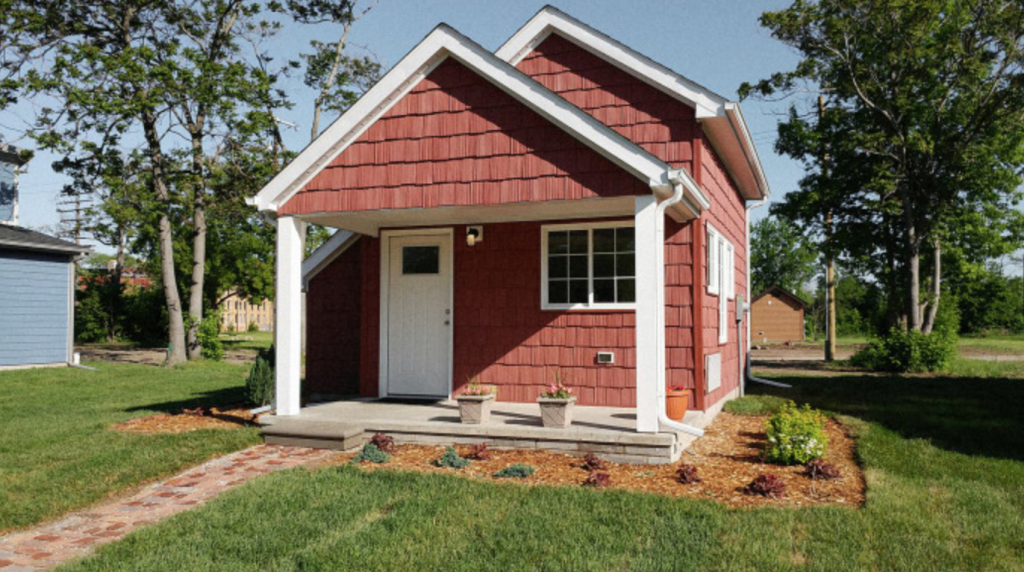 From the Web: These Tiny Houses Help Minimum Wage Workers Become Homeowners