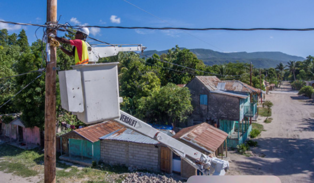 From the Web: In Haiti, A Startup Is Building 100% Renewable Grids For Towns With No Power