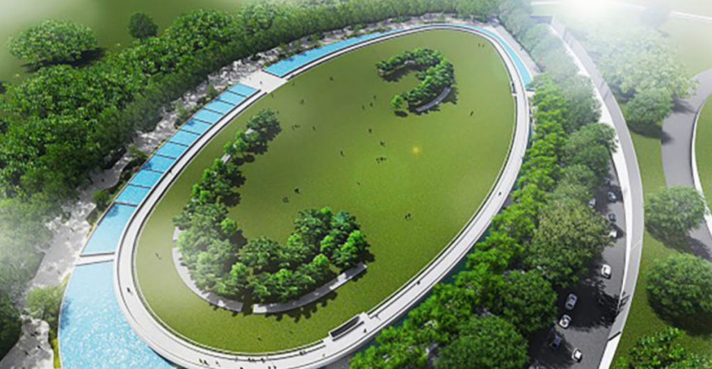 From the Web: Green-roofed desalination plant is world's first to treat both fresh and saltwater