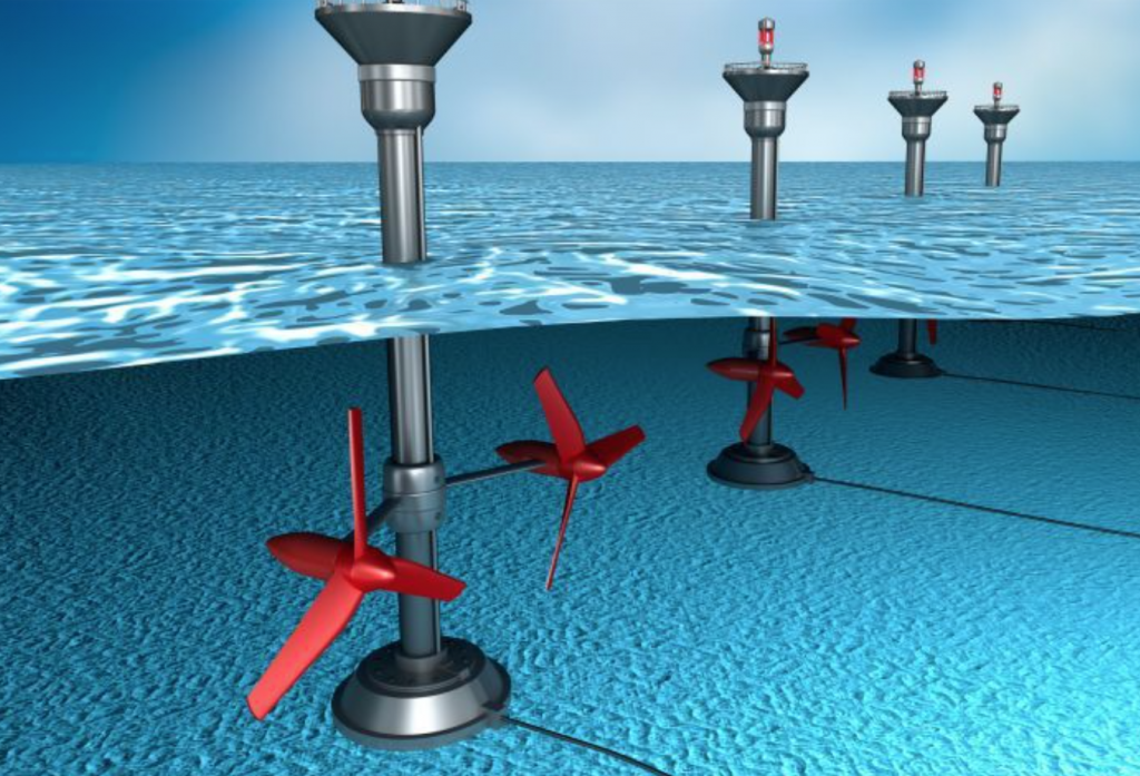 From the Web: The World's First Multi-Turbine Tidal Energy Field