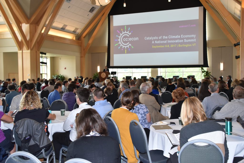 National Climate Economy Summit Comes to UVM