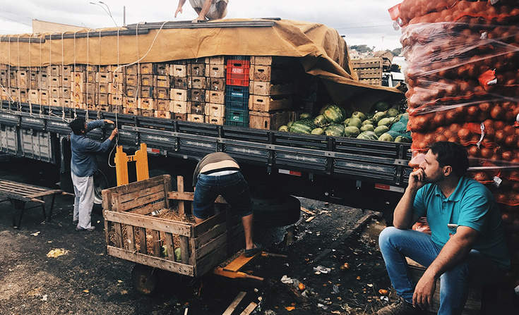An MBA Finds Cold Comfort In Solving A Nation's Food Waste