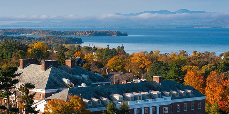 UVM's Sustainable Innovation MBA Ranked No. 1 Best Green MBA in America by 'The Princeton Review'