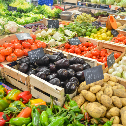 Together Like Peas and Carrots: Managing Your Semester and Your CSA...