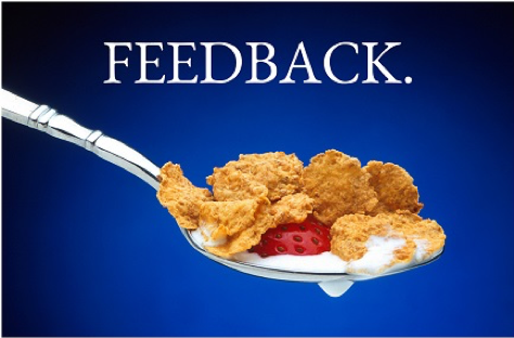 For Leaders, Feedback Is The Breakfast of Champions